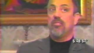Billy Joel  Tower Records Album Signing Newsclips   2000