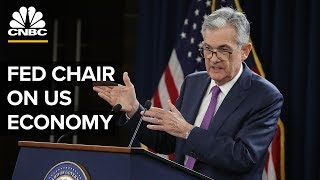 Fed Chair Jerome Powell discusses US economy and monetary policy – 06/25/2019