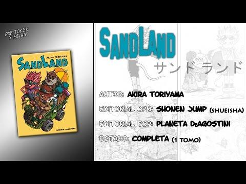 Reseña Manga: Sand Land