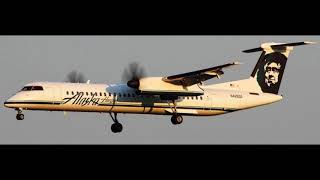 Stolen Seattle Plane -- Air Traffic Control Audio Dead Space Removed