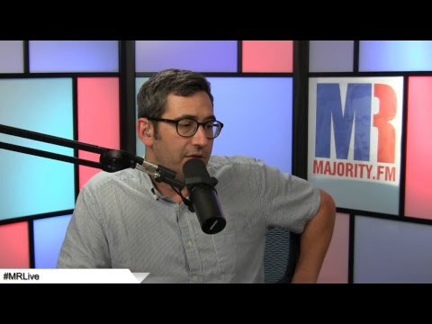 The Skinny, the Mooch, & the Implosion of Norms - MR Live - 07/27/17