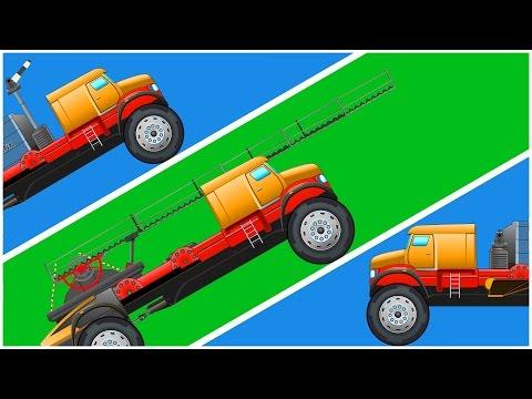 Transformex | Fire Truck | Ladder Truck | Air Tanker