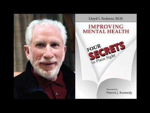 """Four Secrets in Plain Sight"", Public Lecture on Improving Mental Health"
