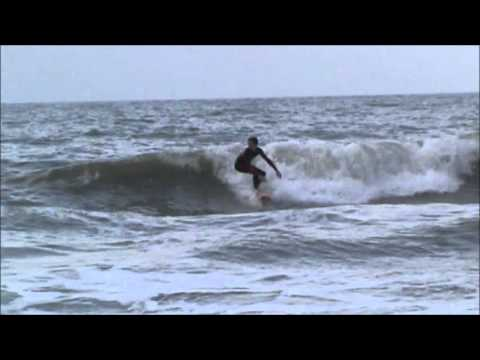 Small Wave Surfing In Myrtle Beach Sc