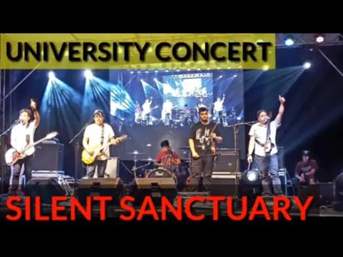 UNIVERSITY CONCERT || SILENT SANCTUARY || NCST