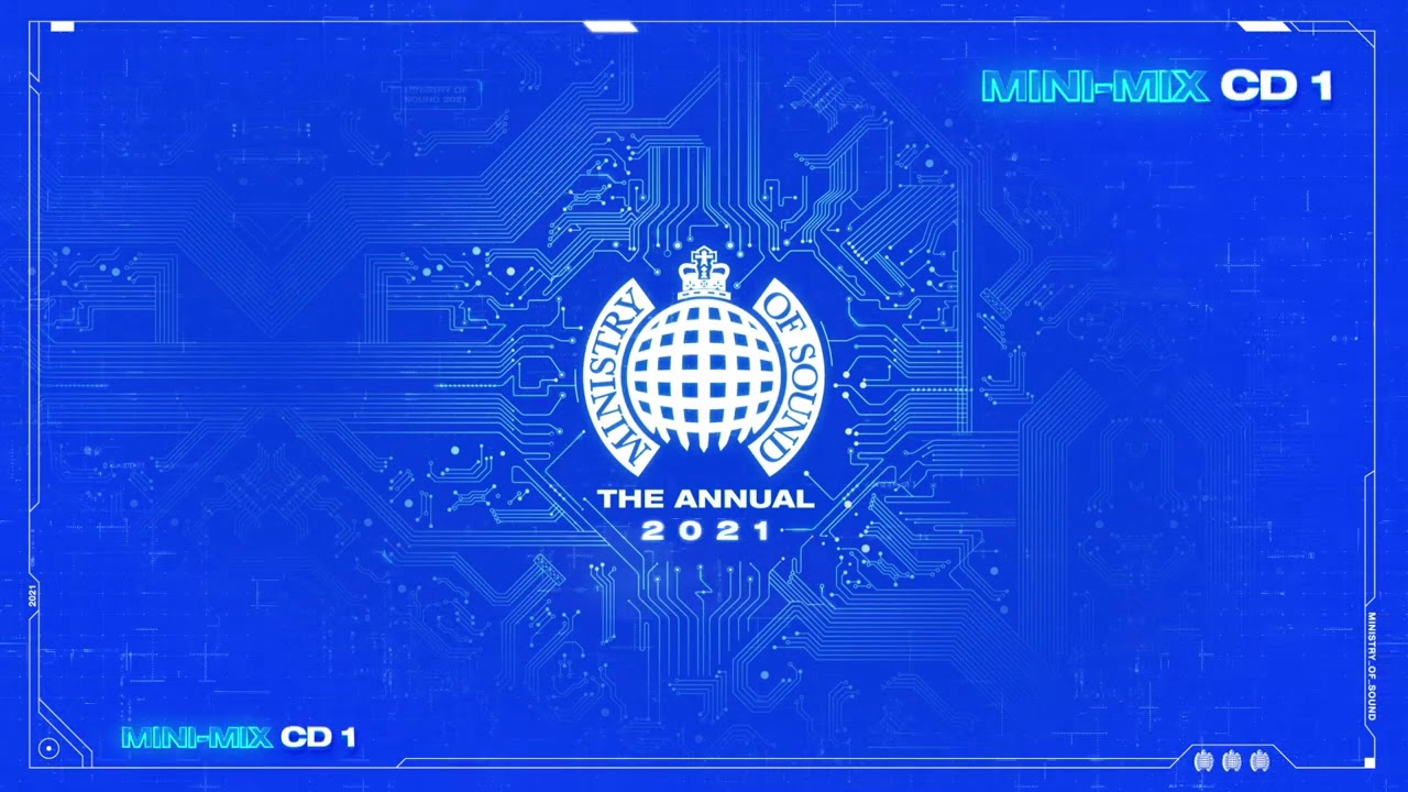 Download The Annual 2021 CD 1 Mini-Mix | Ministry Of Sound