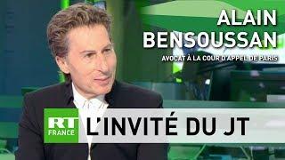 Alain Bensoussan : « la diffusion de fausses informations par des robots, voilà l'enjeu »