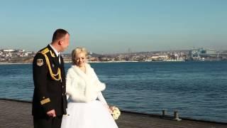 20 января 2017 Свадьба  Инна и Дмитрий клип Севастополь