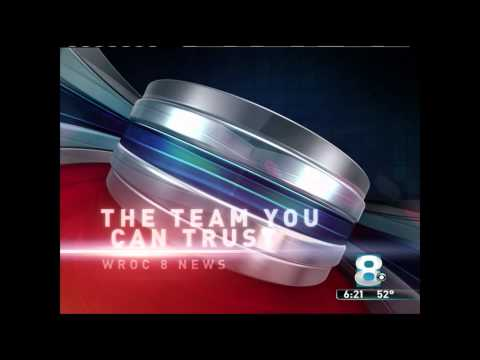 WROC-TV 6PM Talent Bumper (November 2011)