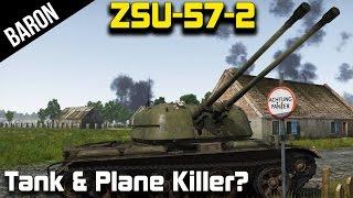 ZSU-57-2, Stalin