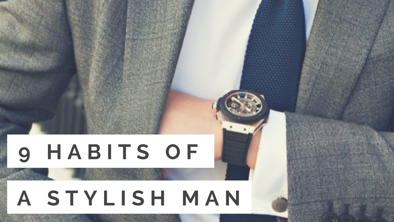 9 Mens Wardrobe Accessories You Should Never Overlook picture