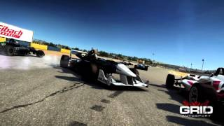 GRID Autosport for Mac and Linux – Announcement trailer