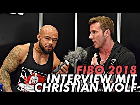 FIBO 2018 - Christian Wolf im Interview - Phallumax & Mic Weigl, teure Hormoneo Kapseln, uvm.