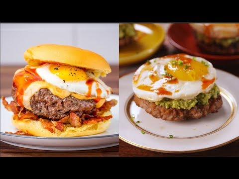 10 Delicious Breakfast From Around The World 🍔How To Make Br
