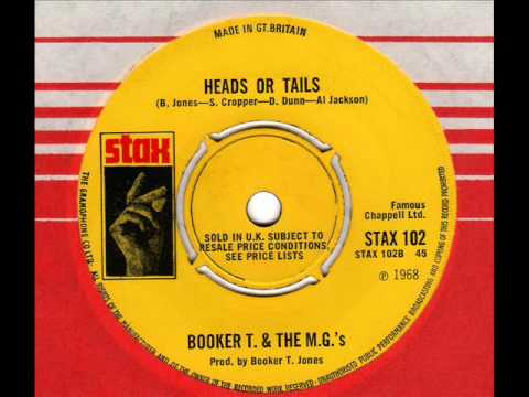 BOOKER T. & the MG'S  Heads or tails