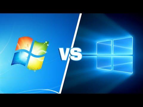 Многие пользователи Windows 7 до сих пор не перешли на «десятку»
