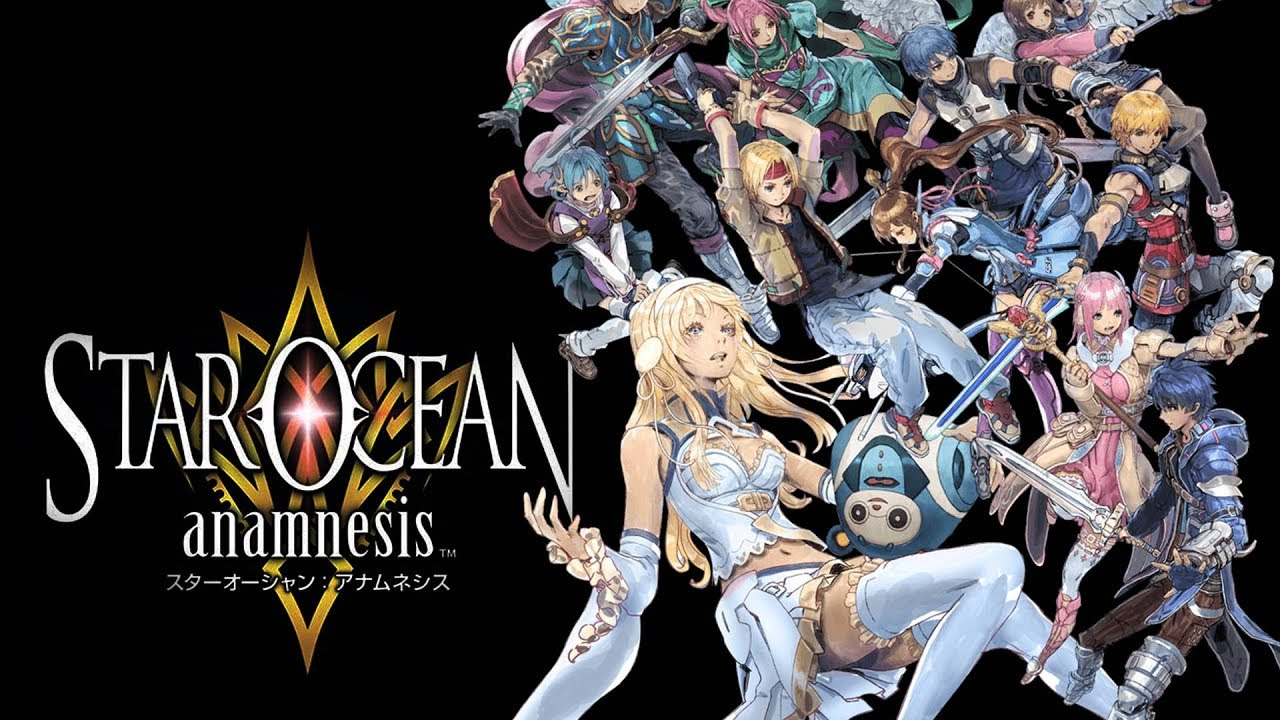 Star Ocean Anamnesis (Android/iOS) | First Impressions & Early Game Review