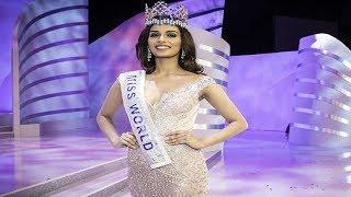Special Story On Miss World 2017 Title Winner Manushi ChhillarII Manushi Chhillar Biography