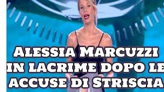 L'Isola dei famosi, Alessia Marcuzzi in lacrime dopo le accuse di Striscia | Wind Zuiden