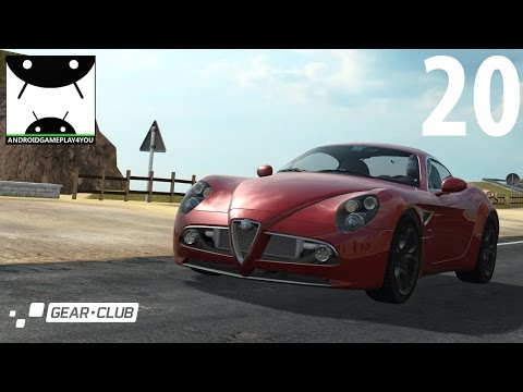 Gear.Club Android GamePlay #20 [1080p] (By Eden Games)