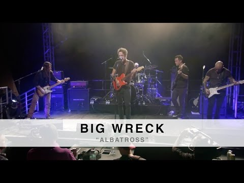 Big Wreck - Albatross (LIVE at the Suhr Factory Party 2015)