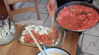 Lasagna De Polenta Y Tofu ,recetas Fd40.mp4