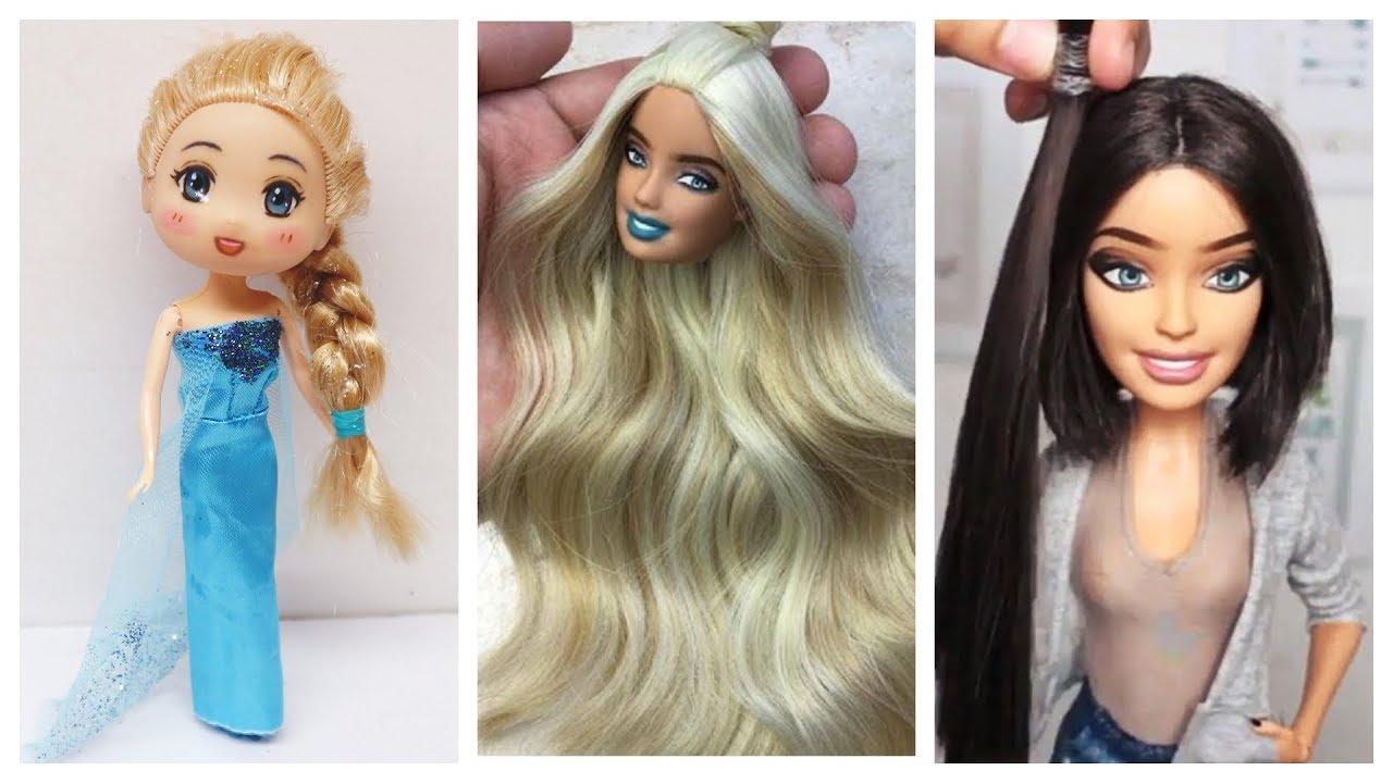 doll makeover transformation