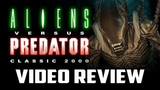 Retro Review - Aliens Versus Predator Classic 2000 PC Game Review