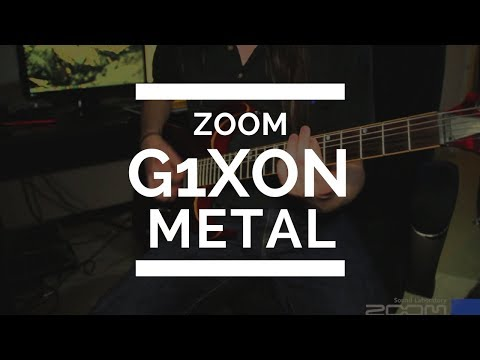 Zoom G1xon METAL