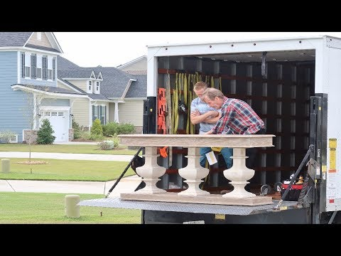 HAUL| OMFG!!! FURNITURE DELIVERY FAIL + NEW HOMEGOODS GRAND OPENING HAUL