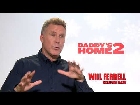 DADDY'S HOME 2   Family Holiday Movie