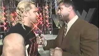WCW Nitro: June 1st 1998: Goldberg is challenged by Curt Hennig