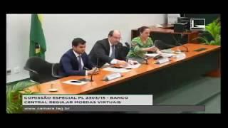 BANCO CENTRAL - REGULAR - MOEDAS VIRTUAIS   Reunião Deliberativa .