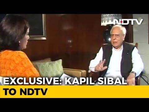 """""""Illegal, Biased"""": Kapil Sibal On Venkaiah Naidu's No To Impeachment Bid"""