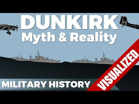 Dunkirk Myth vs. Reality - Operation Dynamo