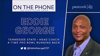 Eddie George On Players Becoming HC's With No Coaching Experience | The Rich Eisen Show | 4/16/21