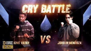 "Can King Vader Dethrone Jordan ""The Crying King"" Mendoza? - Cry Battle"