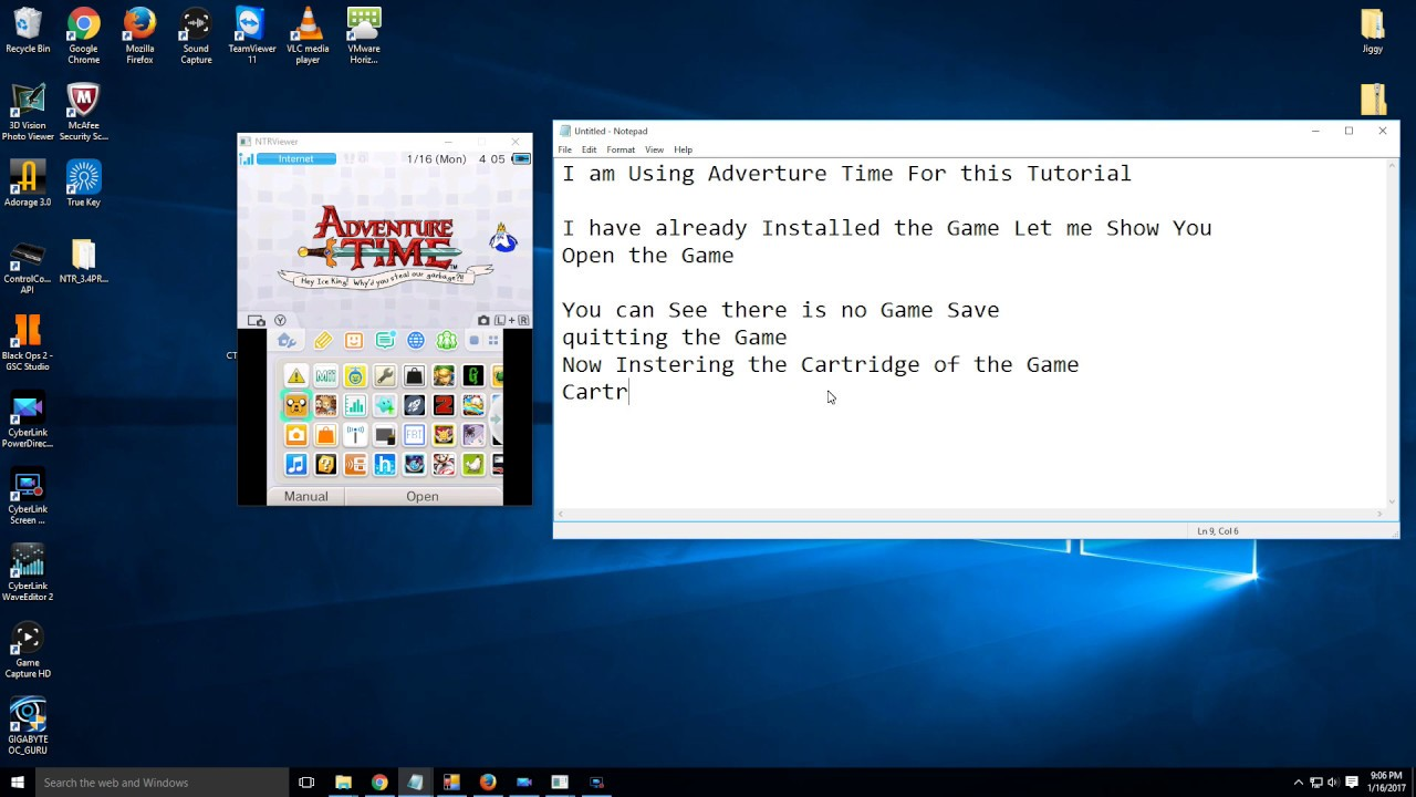 Importing Gateway saves to cia games | Page 4 | GBAtemp net