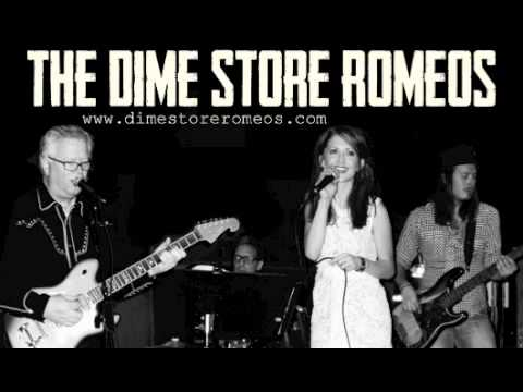 Jackson with John Gill and The Dime Store Romeos