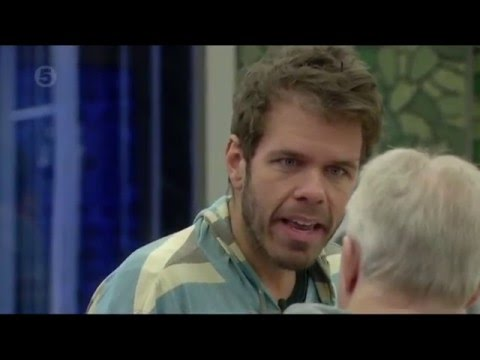 Perez Hilton Making An Old Angry Guy RAGE QUIT by coughing next to his bed sleeping at night