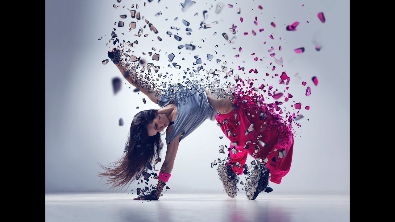 Dispersion Effect | Photoshop Tutorial - YouTube