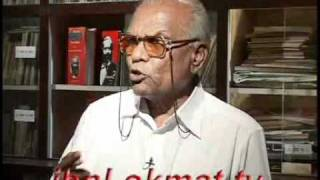 Great Bhet with Comrade Govind Pansare Part 2 of 10