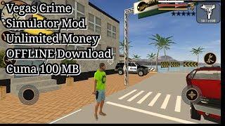 vegas crime city mod apk unlimited money