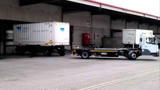 KAMAG Wiesel WBH 25 im DPD Depot 147