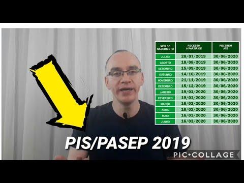 Calendario 2020 16.Pis 2019 Calendario Como Receber Pis 2019