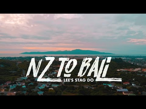 NZ to Bali - Travel Adventure - Stag Do