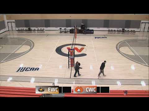 Central Wyoming College  Vs. Eastern Wyoming College  (Women's Volleyball)