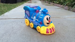 Thomas And Friends Toy Train And A Cool Happy Time Choo Choo Train