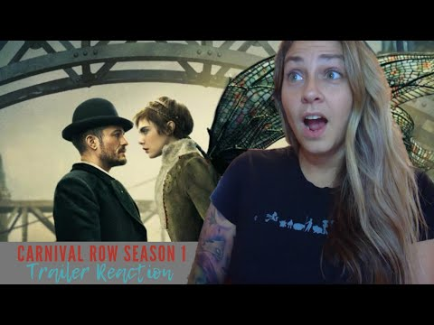 Carnival Row Season 1 Official Trailer Reaction and Review!