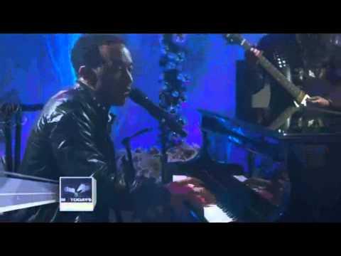 John Legend - This Time - Live @ NBC